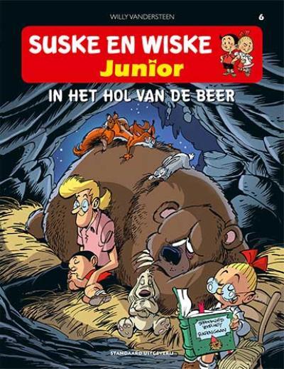 6 Suske en Wiske Junior 06