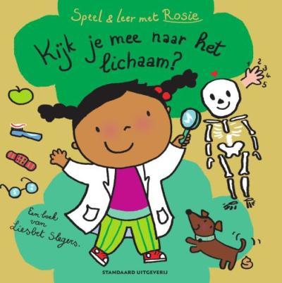 Speel en leer met Rosie: Kijk je mee naar het lichaam?