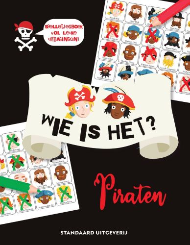 Wie is het ? Piraten