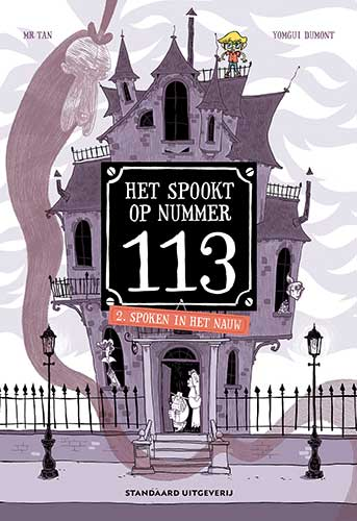 Het spook op nummer 113 Spoken in het nauw