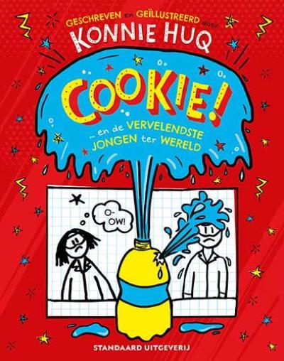 1 Cookie! … en de vervelendste jongen ter wereld