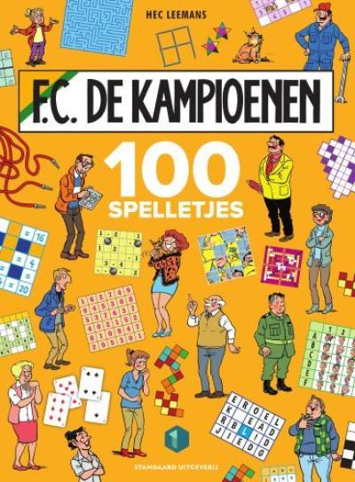 100 spelletjes F.C. De Kampioenen