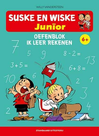Oefenblok: Ik leer rekenen 6+