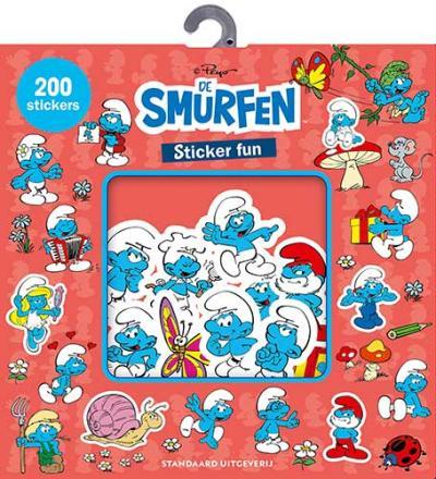De Smurfen Sticker Fun