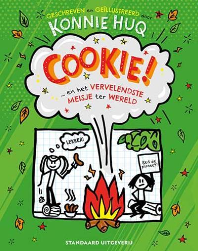 2 Cookie… en het vervelendste meisje ter wereld