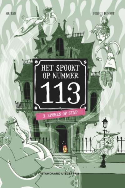 3 Het spookt op nummer 113 – Spoken op stap