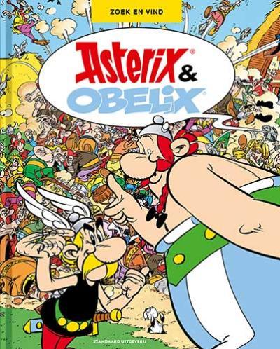 2 Asterix Zoekboek
