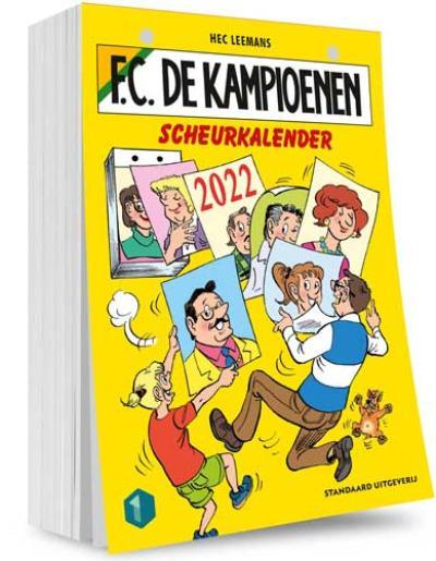 Scheurkalender F.C. De Kampioenen