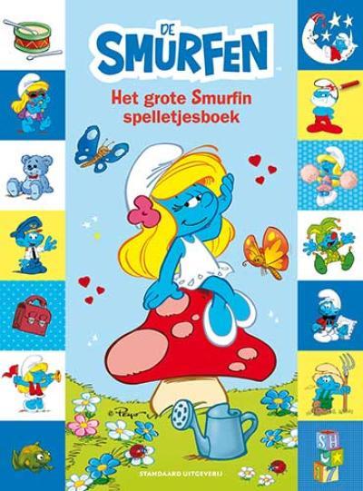 1 Het grote Smurfin spelletjesboek
