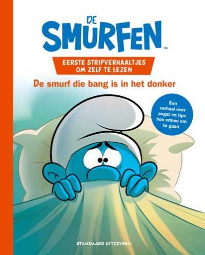 2 Eerste stripverhaaltjes om zelf te lezen – De Smurf die bang is in het donker