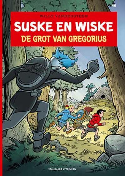 361 De grot van Gregorius