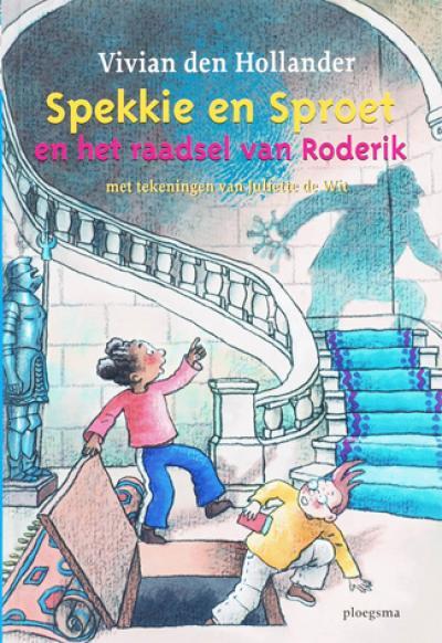 3 Spekkie en Sproet en het raadsel van Roderik