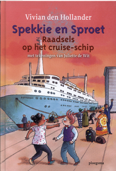 8 Raadsels op het cruise-schip