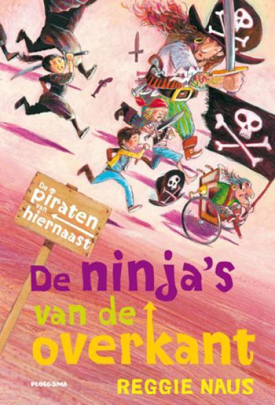 3 De ninja's van de overkant