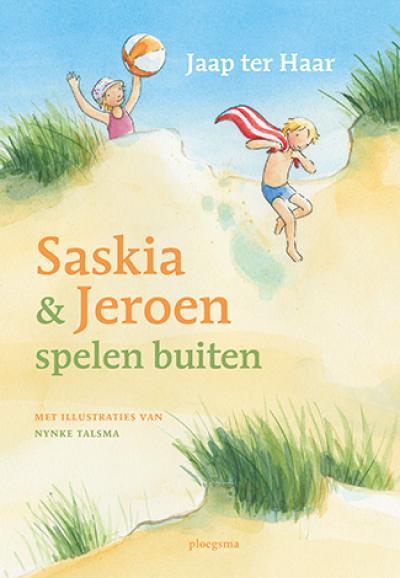 Saskia & Jeroen spelen buiten