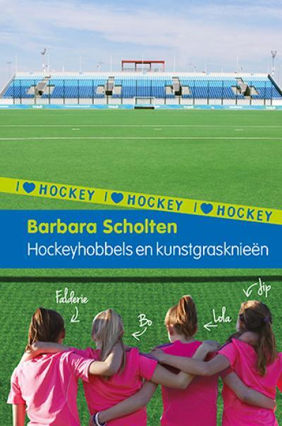 1 Hockeyhobbels en kunstgrasknieën