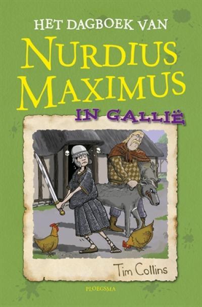 Het dagboek van Nurdius Maximus in Gallie