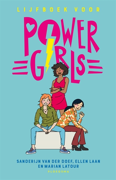 Lijfboek voor powergirls
