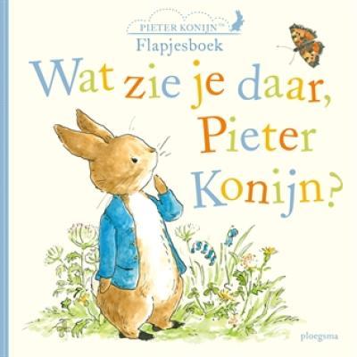 Wat zie je daar, Pieter Konijn?