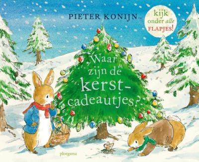 Pieter Konijn – Waar zijn de kerstcadeautjes?
