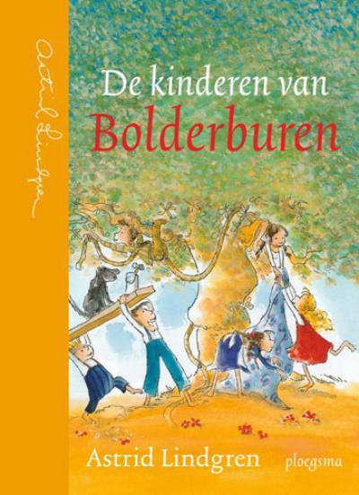 De kinderen van Bolderburen