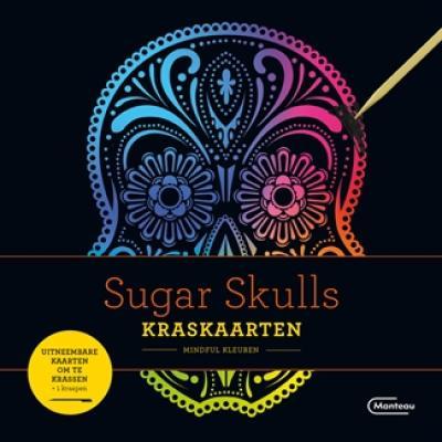 Sugar Skulls Kraskaarten
