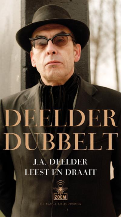 Deelder dubbelt – Luisterboek