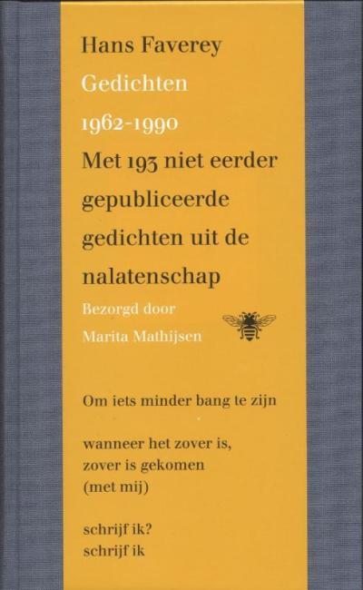 Gedichten 1962-1990