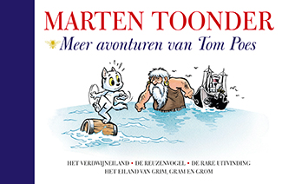 2 Meer avonturen van Tom Poes