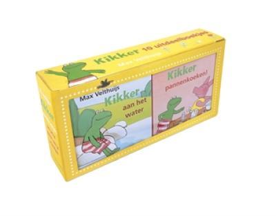 Kikker – Pannenkoeken / Aan het water – Uitdeelboekjes