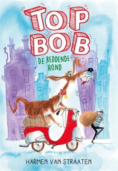 Top Bob de reddende hond