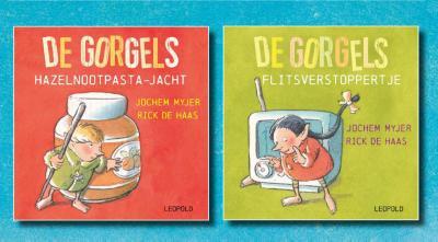De Gorgels – uitdeelboekjes