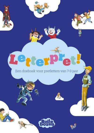 Letterpret! – Een doeboek voor pretletters van 7-9 jaar