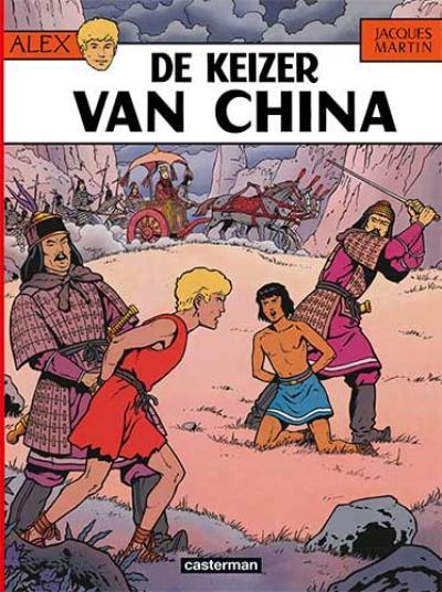 17 De keizer van China