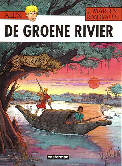 23 De groene rivier