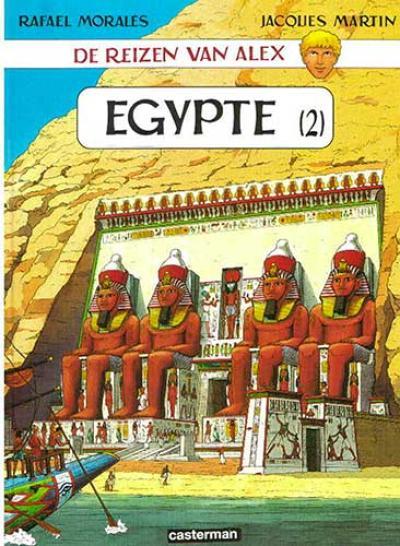 Egypte deel 2/3