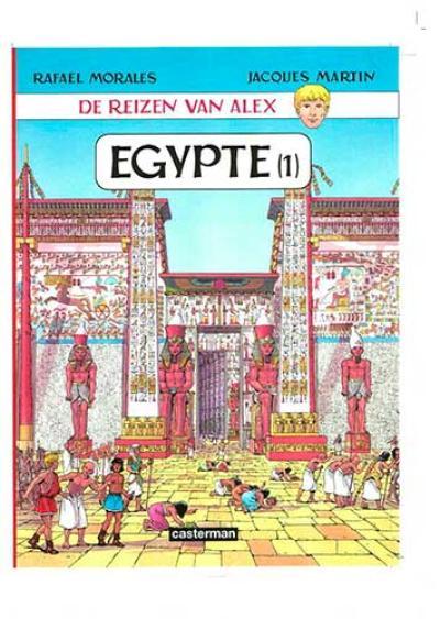 Egypte deel 1/3