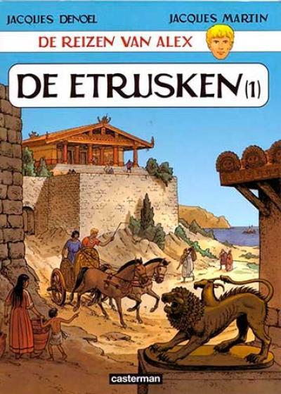 De Etrusken deel 1/2