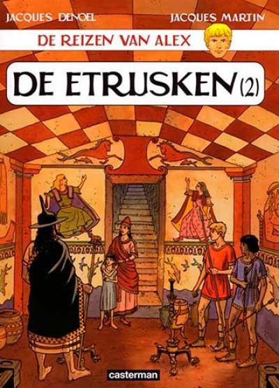 De Etrusken, deel 2/2