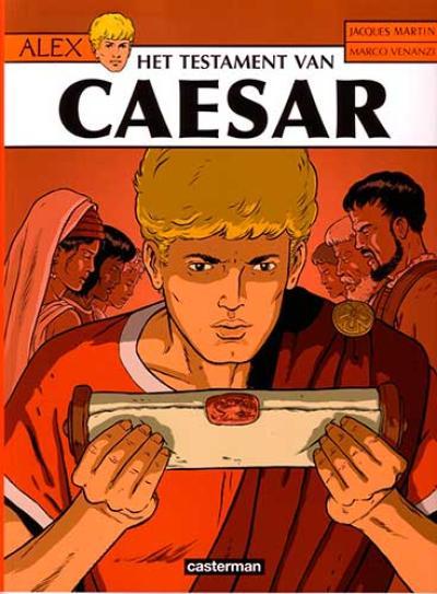 29 Het testament van Caesar