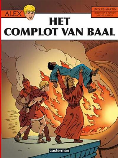 30 Het complot van Baal