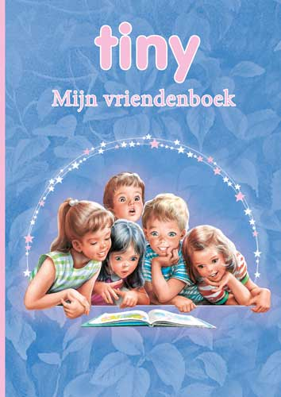 Tiny vriendenboek