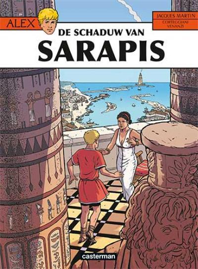 31 De schaduw van Sarapis