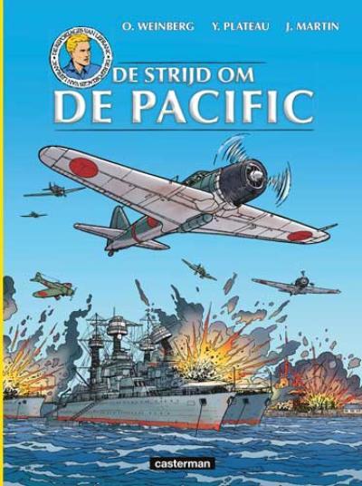 De strijd om de Pacific
