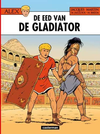 36 De eed van de gladiator
