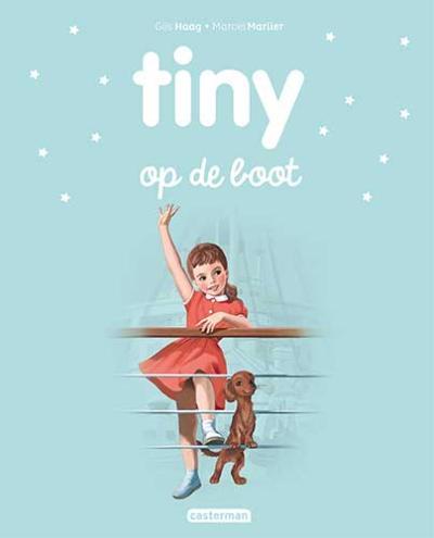 10 Tiny op de boot