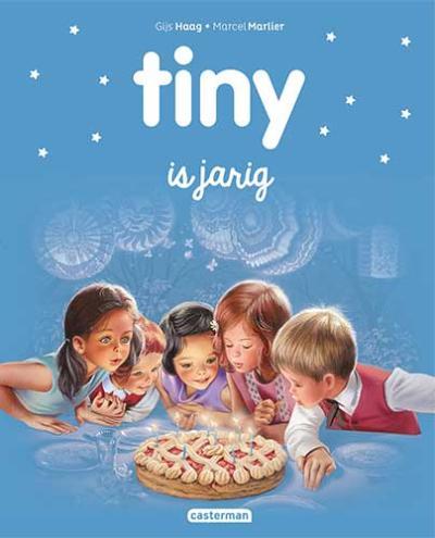 19 Tiny is jarig