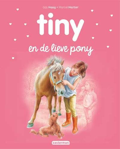 56 Tiny en de lieve pony