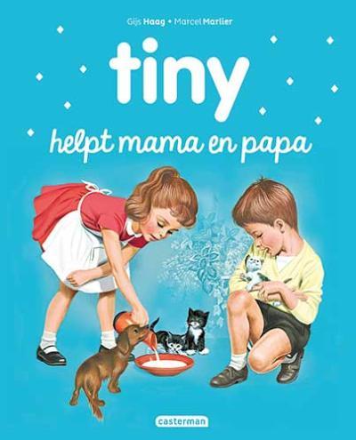 12 Tiny helpt mama en papa