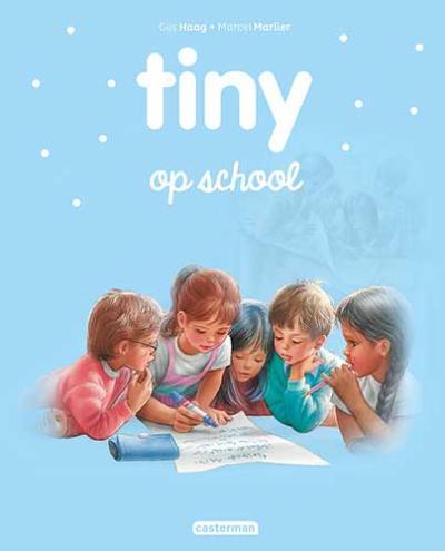 34 Tiny op school